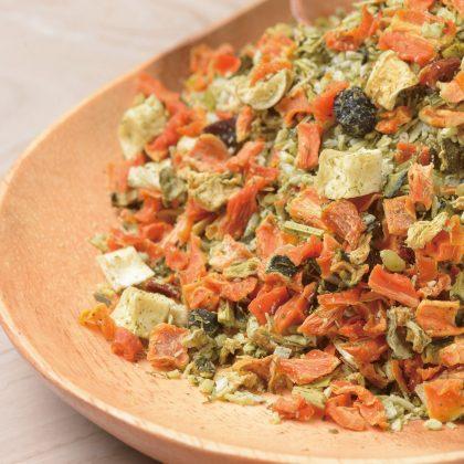 ヘルマン 野菜&フルーツ・フレーク